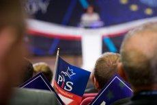 Trwa kampania wyborcza przed jesiennymi wyborami. Zdjęcie z konwencji PiS.