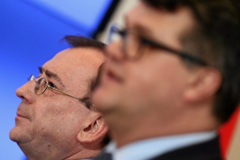 Maciej Wąsik i Mariusz Kamiński to byli nadzorcy CBA.