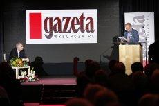 """W tym roku """"Gazeta Wyborcza"""" obchodziła 27 urodziny."""