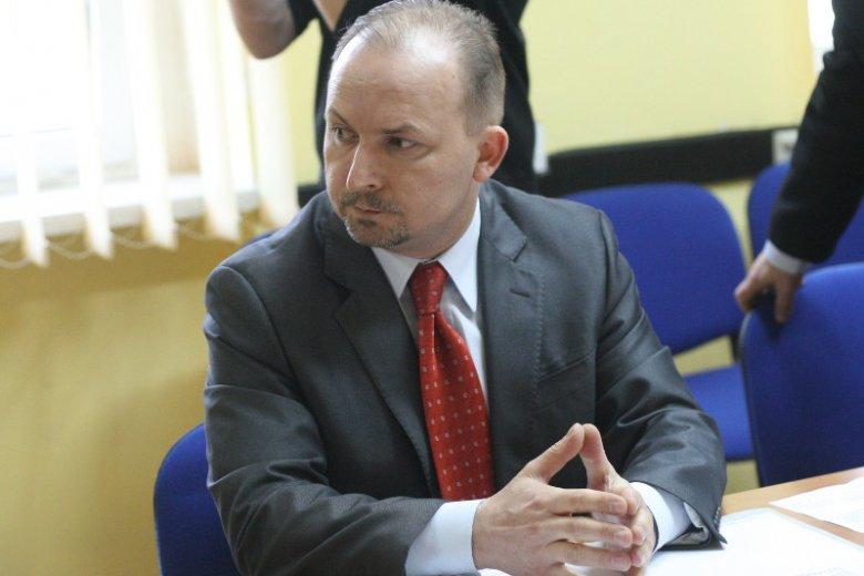 Były poseł Robert Węgrzyn został wyrzucony z PO za komentarz o gejach i lesbijkach