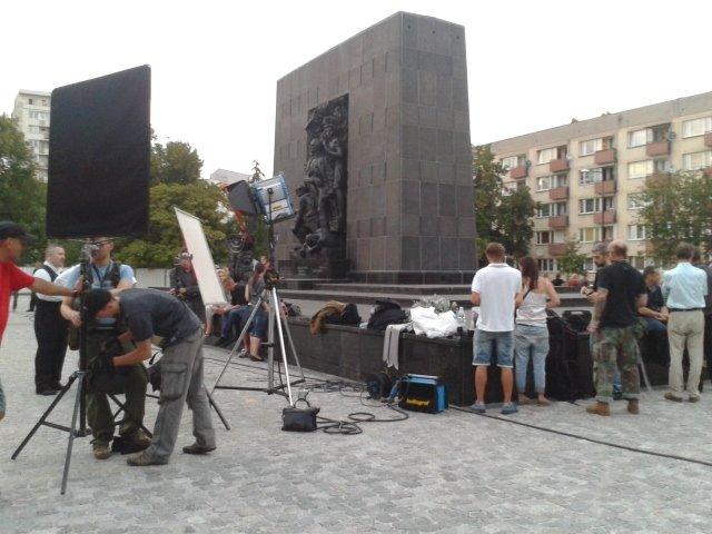 Chorwacki dokument- przygotowania do zdjęć nocnych