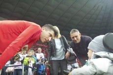 Niepełnosprawny Franek będzie towarzyszył Robertowi Lewandowskiemu przed meczem z Czarnogórą.