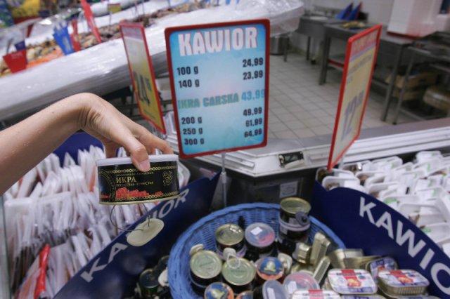 """""""Kawior"""" można dzisiaj kupić w każdym supermarkecie"""