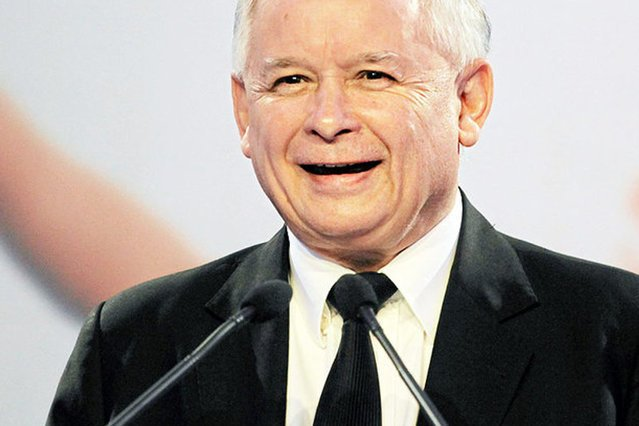 """Jarosław Kaczyński może cieszyć sięz """"dekonstrukcji"""" Lecha Wałęsy"""