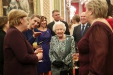 W internecie pojawiło się zdjęcie prezydenta Andrzeja Dudy ze spotkania z królową Elżbietą