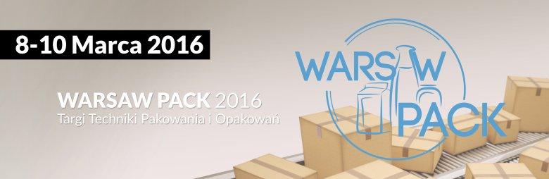 Targi Techniki Pakowania i Opakowań Warsaw Pack 2016