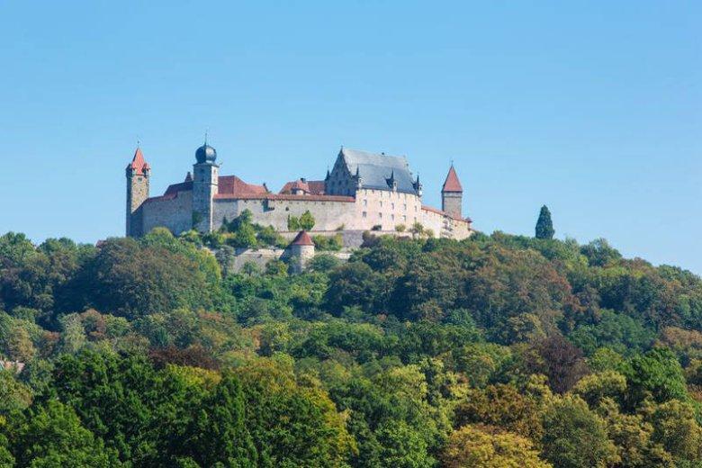 Coburg, zamek Veste