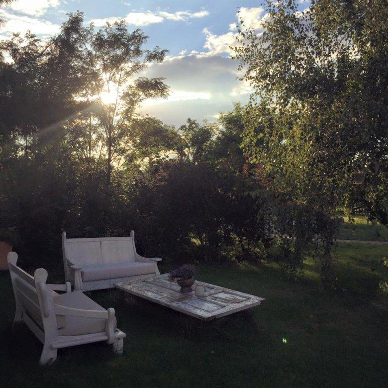 Ogród w Luliraju