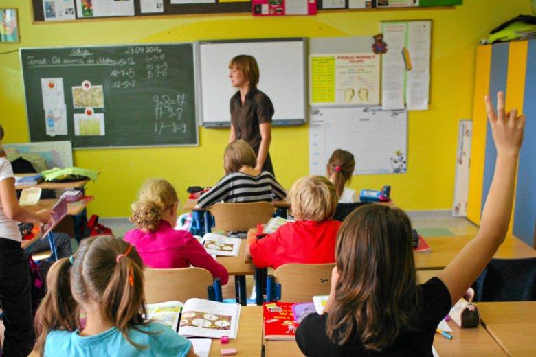 Bardzo ważna jest wymiana informacji między rodzicami a szkołą czy przedszkolem.