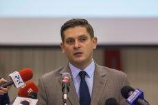 Bartosz Kownacki nie przebierał dzisiaj w Sejmie w słowach