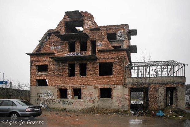 Dom na Kosocickiej w Krakowie