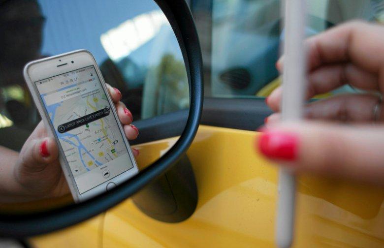 Kierowcy Ubera pochodzący spoza Polski stanowią 9,7 proc.