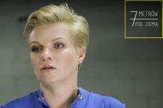 """Gościem """"7 metrów pod ziemią"""" była Monika Janus, komornik przy Sądzie Rejonowym w Wałbrzychu."""