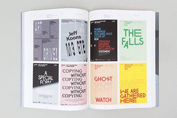"""Książka ,,Type Only"""" wydawnictwa United Editions."""