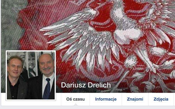Wojewoda pomorski chwali się wspólnym zdjęciem z szefem MON. Tymczasem to ministrowi obrony Dariusz Drelich podpadł najmocniej.