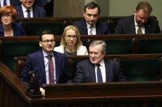 """Według """"Faktów"""" o ogłoszenie zmian w przepisach ustawy o Trybunale Konstytucyjnym zabiegał premier Mateusz Morawiecki."""