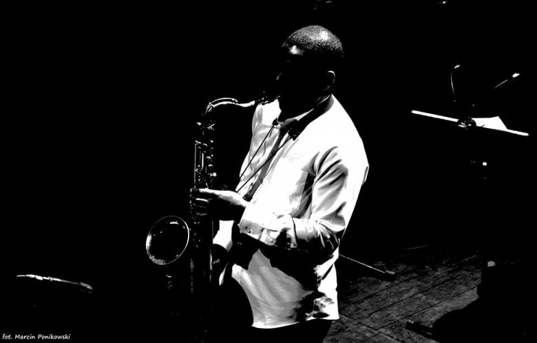 Ravi Coltrane podczas 53. festiwalu Jazz nad Odrą