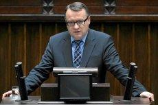 Marek Biernacki, nowy minister sprawiedliwości.