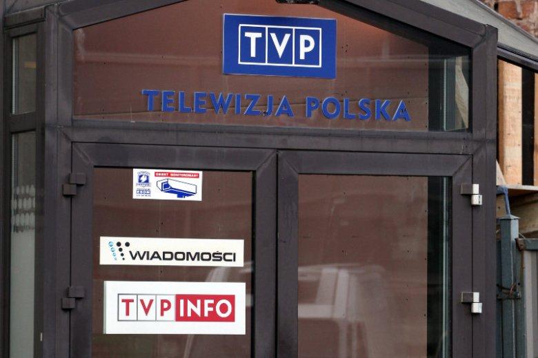Pracownik TVP Info zmyślił tweeta nt. obrad komisji reprywatyzacyjnej.