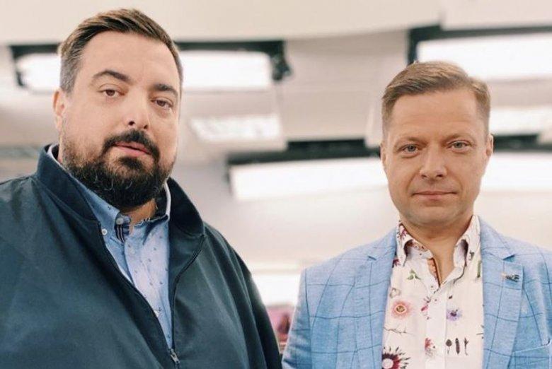 """Tomasz i Marek Sekielscy nakręcili dokument """"Tylko nie mów nikomu"""" o przestępczości seksualnej kleru wobec dzieci."""