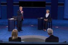 Druga debata między Clinton i Trumpem była niezwykle brutalna.