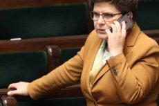 Beata Szydło przekonuje, że Polacy płacą jej za rządzenie, nie interpretowanie słów Baracka Obamy.