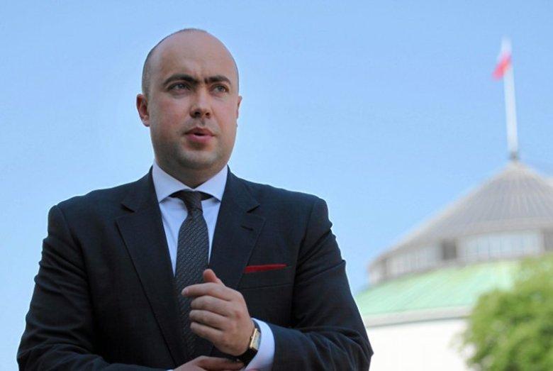 Maks Kraczkowski, poseł PiS został wiceprezesem PKO BP