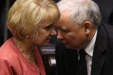 Prezes Jarosław Kaczyński miał bardzo przeżyć śmierć Jolanty Szczypińskiej.