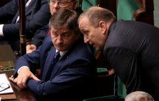 W Sejmie odbyła się debata nad wnioskiem o odwołanie marszałka Marka Kuchcińskiego.