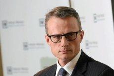Marek Magierowski jest wiceszefem MSZ