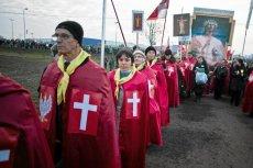 Rycerze Chrystusa przypominają dawnych Templariuszy