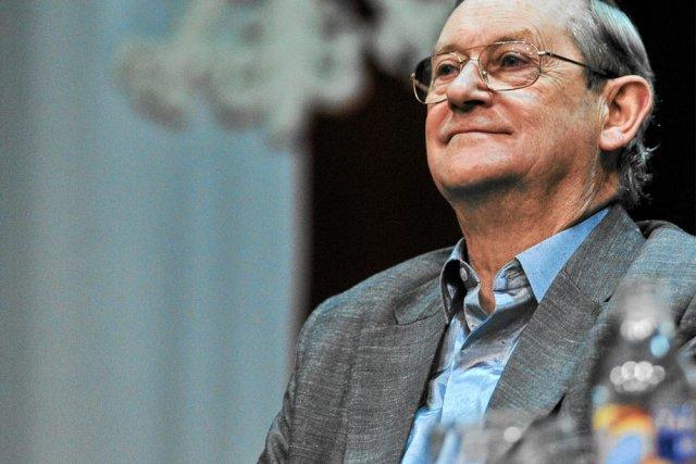 Historyk profesor Norman Davies, autor książki o Powstaniu Warszawskim (i wielu innych o historii Polski)