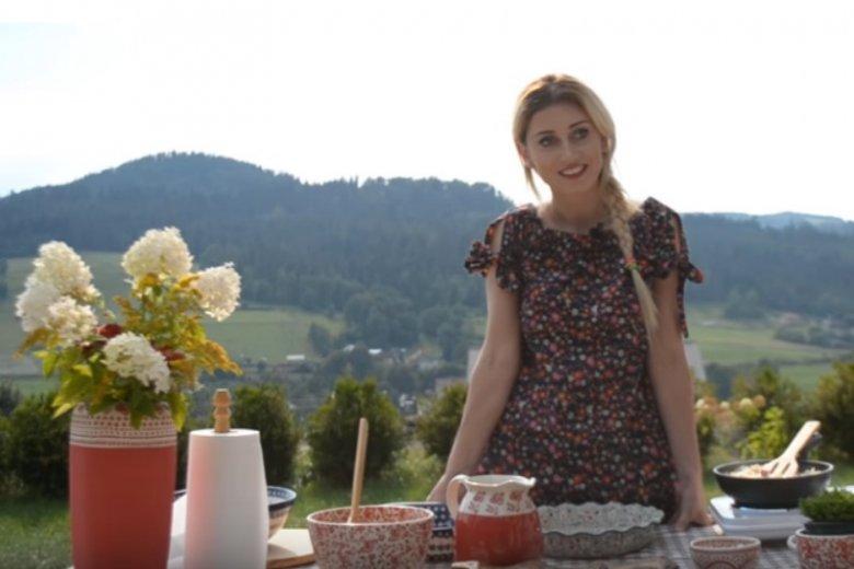 Justyna Żyła założyła kulinarny blog i kanał na YouTube