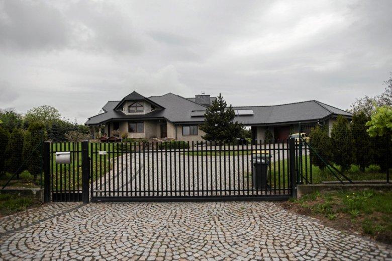 Dom Pawła Kukiza w Łosiowie.