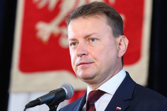 Minister Mariusz Błaszczak przeszedł zabieg w szpitalu MSWiA w Warszawie.