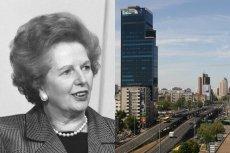 Internauci protestują przeciwko pomysłowi nadania jednemu z rond w centrum stolicy imienia Margaret Thatcher