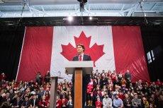 Legalizacja marihuany do celów rekreacyjnych była jedną z obietnic wyborczy Justina Turdeau