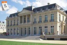 Do Organizacji Współpracy Gospodarczej i Rozwoju (OECD) przystąpiliśmy w 1996 roku. Na zdjęciu paryska Château de la Muette, reprezentacyjna siedziba organizacji