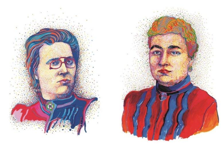 Paulina Kuczalska - Reinschmit i Kazimiera Bujwidowa przyczyniły się do uzyskania przez kobiety praw wyborczych