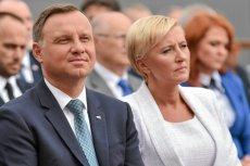 Agata Duda bardzo rzadko angażuje się jako pierwsza dama.