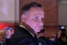 Wraca sprawa poparcia, którego Andrzejowi Dudzie udzielił popierający przemoc domową Tomasz Adamek.