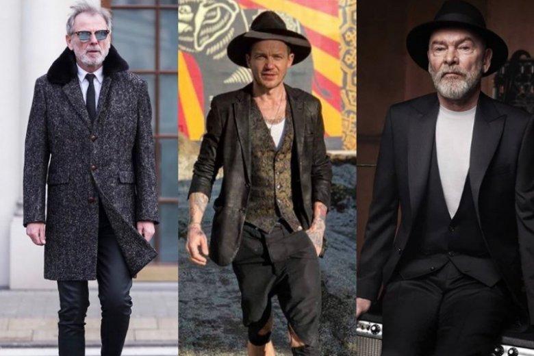 Coraz więcej mężczyzn w Polsce ubiera się modnie i stylowo - nie boją się oryginalnych dodatków, choć dominuje klasyka
