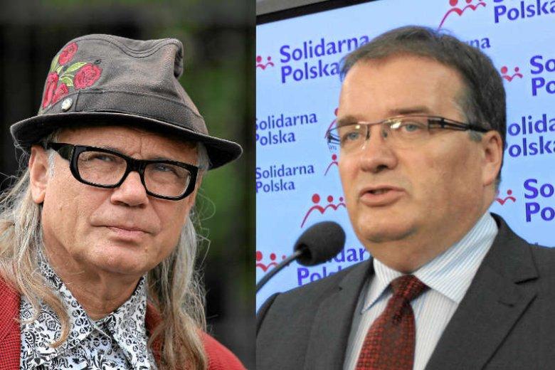 """Andrzej Dera: """"Narkotyki to biała śmierć!"""". Kamil Sipowicz mu odpowiadał: """"Pan się nie zna!"""""""