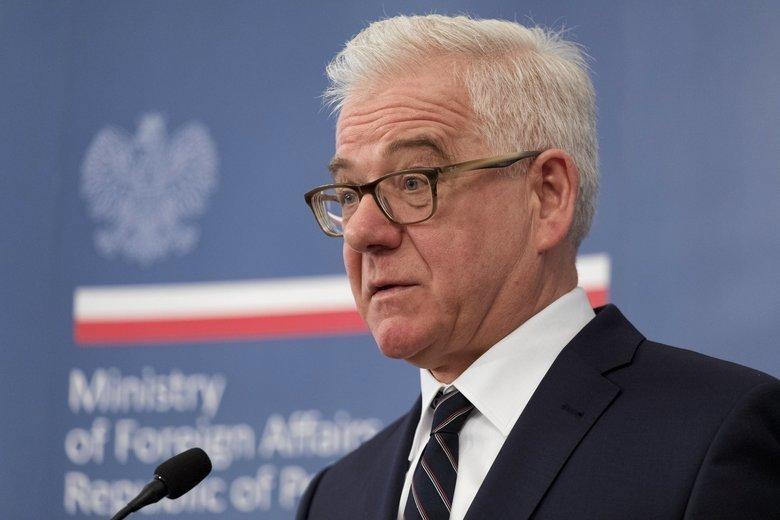 Jacek Czaputowicz zlekceważył orzeczenie TSUE ws. sędziów Sądu Najwyższego.