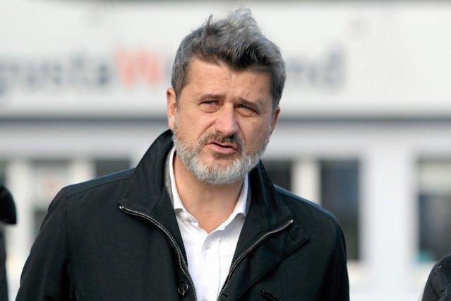 """Janusz Palikot: """"Różaniec do granic"""" to ośmieszającego i zawstydzającego."""
