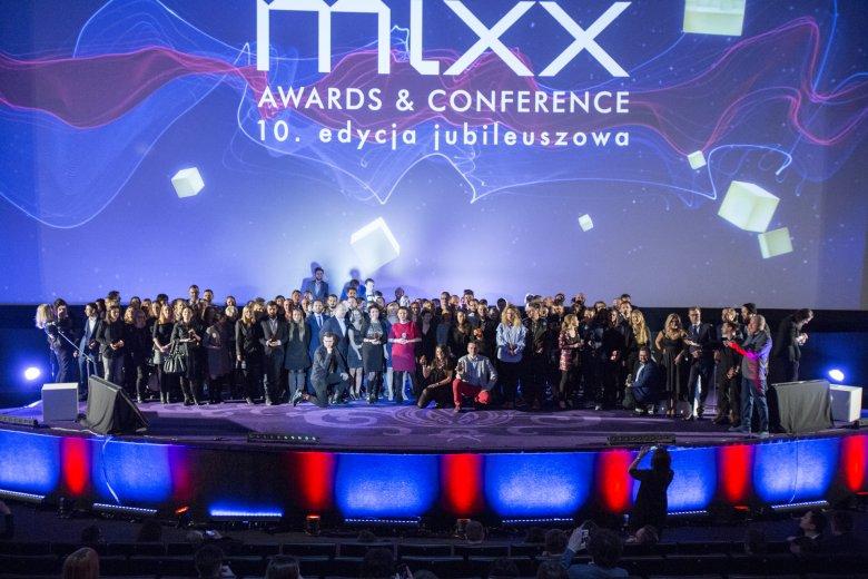 Tegoroczna gala MIXX Awards jużniedługo.