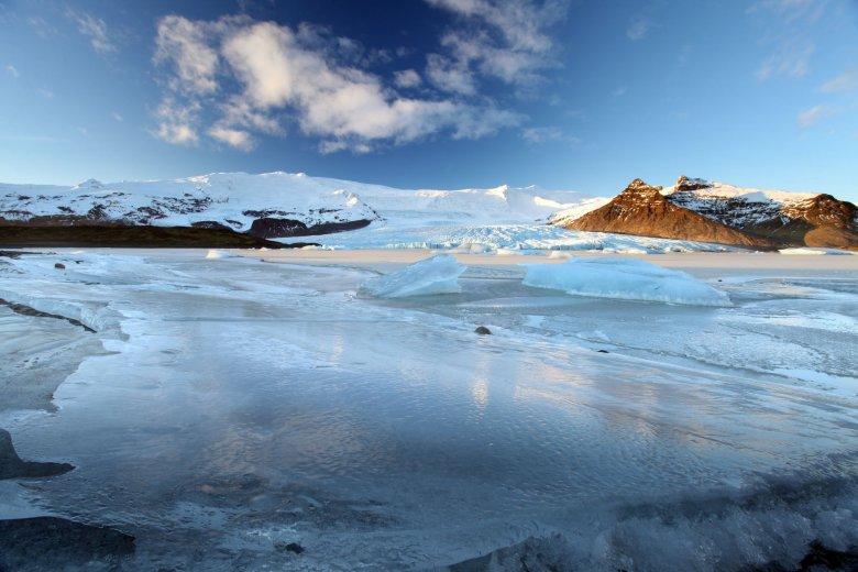 Lodowiec Vatnajökull Islandia - czyli tajemnicza kraina Dzikich i Innych