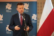 """Według szefa resortu spraw wewnętrznych i administracji, dzięki podpisaniu """"reform"""" SN i KRS w Polsce skończył siękomunizm."""