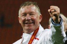 Alex Ferguson  odchodzi z Manchesteru United na emeryturę