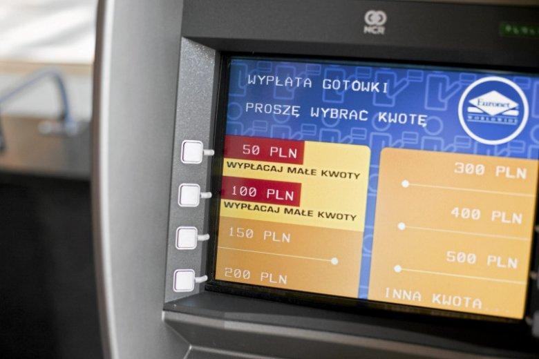 Od maja płatne bankomaty Euronet dla klientów Banku Pekao.